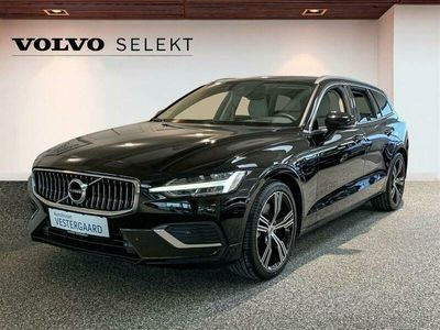 brugt Volvo V60 2,0 T6 Twin Engine Plugin-hybrid Inscription 340HK Stc 8g Aut.