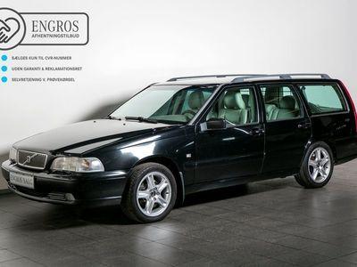 brugt Volvo V70