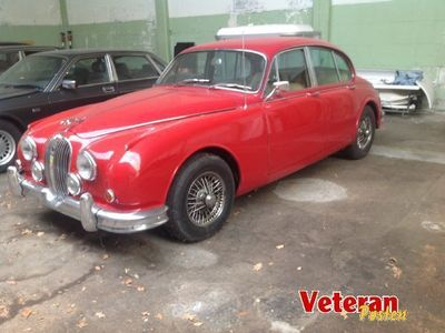 brugt Jaguar MK II Jaguar Mark 2