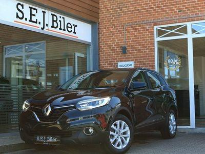 brugt Renault Kadjar 1,5 dCi Zen EDC 110HK aut 5d