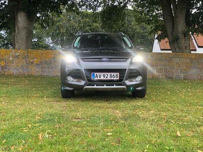 brugt Ford Kuga 2.0 TDCi (180 HK) SUV AWD (firehjulstræk) Aut