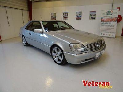 brugt Mercedes S500 C