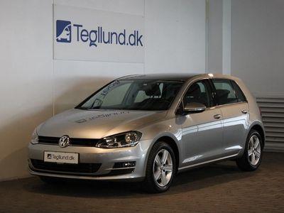 brugt VW Golf VII TDi 150 Highline BMT