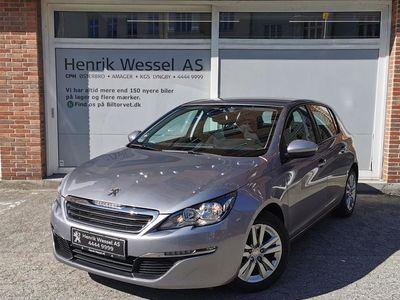 brugt Peugeot 308 1,2 e-THP Active 110HK 5d A++