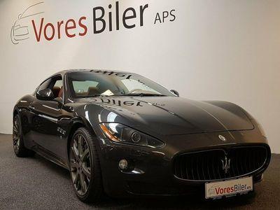 brugt Maserati Granturismo 4,7 S