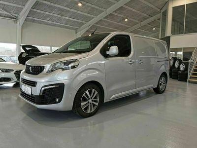 brugt Peugeot Expert 2,0 BlueHDi 180 L2 Premium EAT6
