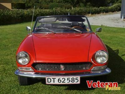 brugt Fiat 124 Spider AS