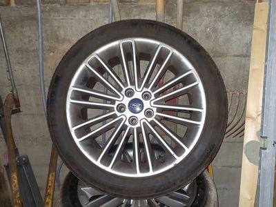 brugt Ford Mondeo Ny1.5 EcoBoost (160 HK) Hatchback, 5 dørs Forhjulstræk Manuel