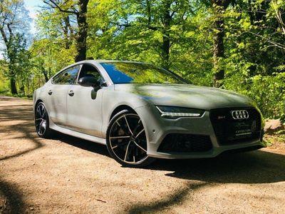 brugt Audi RS7 Sportback 4,0 TFSi performance quat Tiptr