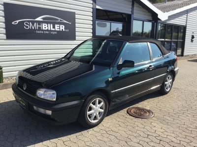 used VW Golf III 1,8 GL aut.