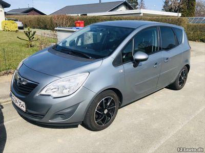 brugt Opel Meriva 1,4i 16v Enjoy Aircon/Fartpilot
