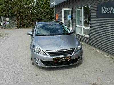 brugt Peugeot 308 1,6 BlueHDi 120 Chili Style SW