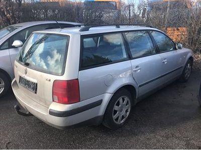 brugt VW Passat 1,9 TDI variant