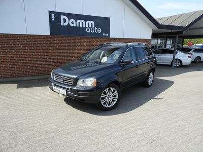 brugt Volvo XC90 2,4 D5 AWD Summum 200HK SUV aut
