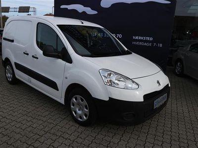 brugt Peugeot Partner L1 Flexpack 1,6 e-HDi 90HK Van