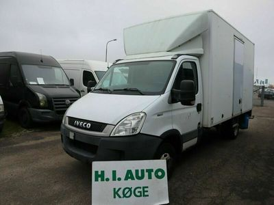 brugt Iveco Daily 3,0 35S17 EEV Alukasse m/lift