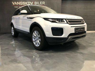 brugt Land Rover Range Rover evoque 2,0 TD4 150 Pure aut.