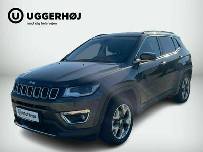 brugt Jeep Compass 2,0 M-Jet 140 Limited AWD