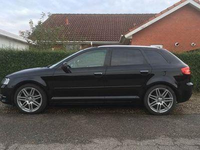brugt Audi A3 Sportback Ambition 1,8