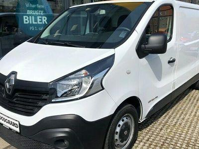 brugt Renault Trafic T29 L2H1 16 DCI start/stop 120HK Van