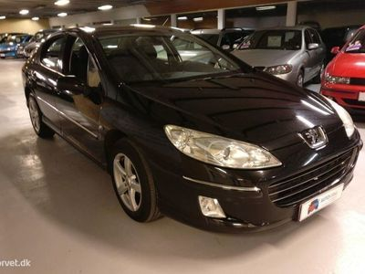 brugt Peugeot 407 1,6 HDI Perfection 109HK