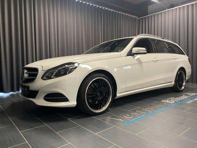 brugt Mercedes E250 CDi Avantgarde stc.