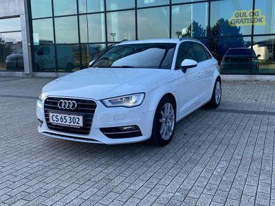 brugt Audi A3 2.0 TDI
