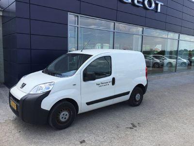 used Peugeot Bipper 1,4 HDi 80 ESG van