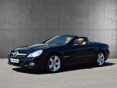 brugt Mercedes SL500 5,5 388HK Cabr. 7g Aut.