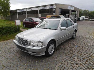 brugt Mercedes C240 aut.