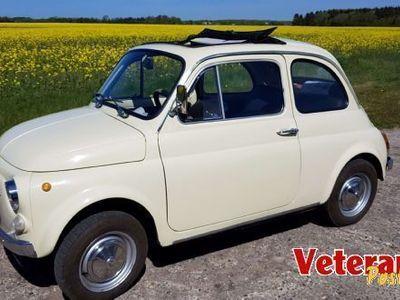 brugt Fiat 500 F