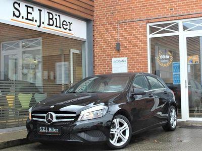 brugt Mercedes A200 d 2,1 CDI Urban 7G-DCT 136HK 5d 7g Aut. A+