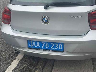 brugt BMW 118 118d d 5-dørs hatchback Steptronic
