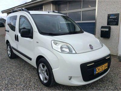 begagnad Fiat Qubo 1,3 JTD 85 Dynamic Van