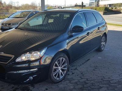 usado Peugeot 308 1.6 Blue e-HDi 120 hk SW