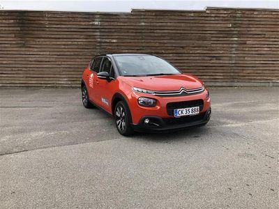 brugt Citroën C3 1,2 PureTech VTR Sport EAT6 start/stop 110HK 5d 6g Aut.