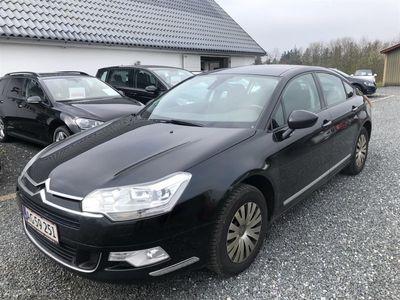 used Citroën C5 2,0 HDI Comfort 138HK 6g