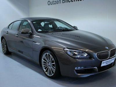 käytetty BMW 640 d 3,0 Gran Coupé aut.