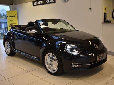 brugt VW Beetle The1,4 TSi 150 Sport Cabriolet DSG