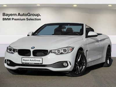 usado BMW 420 d 2,0 Cabriolet aut.