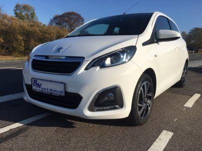 gebraucht Peugeot 108 1,0 e-VTi 69 Allure