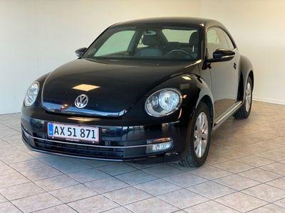 brugt VW Beetle The1,2 TSi 105 Design