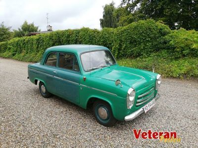 brugt Ford Anglia 101 DE LUXE