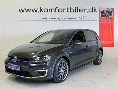 gebraucht VW Golf VII 1,4 GTE DSG