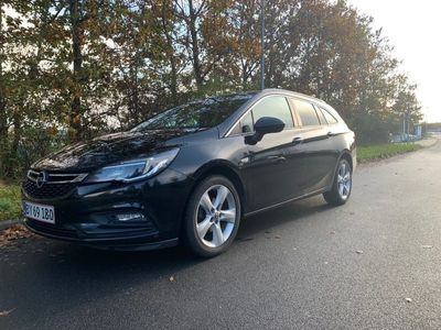 brugt Opel Astra 6CDTi 110HK Sports Tourer