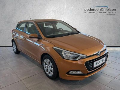 brugt Hyundai i20 1,0 T-GDI Trend 100HK 5d