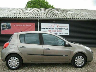 brugt Renault Clio III 1,2 16V Authentique