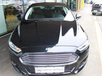 brugt Ford Mondeo 2,0 TDCi 180 Titanium st.car