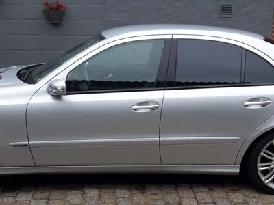 gebraucht Mercedes E200 8 Kompressor 163HK Aut.