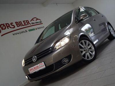 brugt VW Golf Plus 1,4 TSi 122 Highline DSG